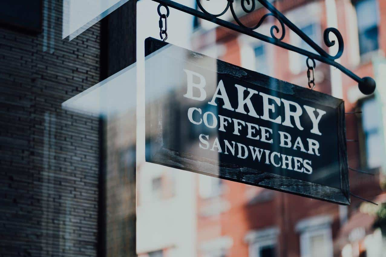 Bakery Coffee Bar Sandwiches